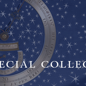 New Research Account Service at 3 Special CollectionsLibraries