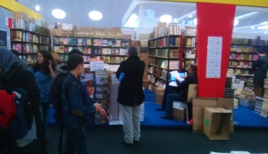 inside the book fair