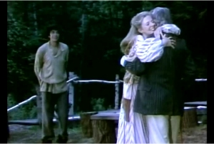 "Blythe Danner as Nina in Chekhov's The Seagull. Recorded in 1975 as part of PBS's Great Performances ""Theatre in America"" series."