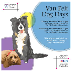 VAN PELT DOG DAYS