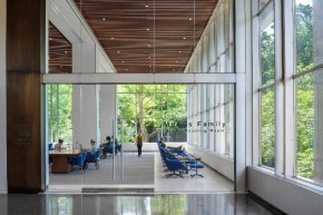 A New Place for Contemplative Study at Van Pelt-Dietrich Library Center