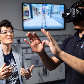 Marion Leary: VR Visionary on Libraries and Innovation
