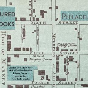Featured Books Display:Philadelphia