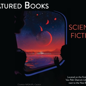 Featured Books Display: Science Fiction