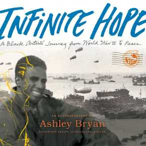 Penn Libraries Acquires Archive of Renowned Author and Artist Ashley Bryan