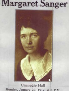 Margaret Sanger and Womens' Rights Movements